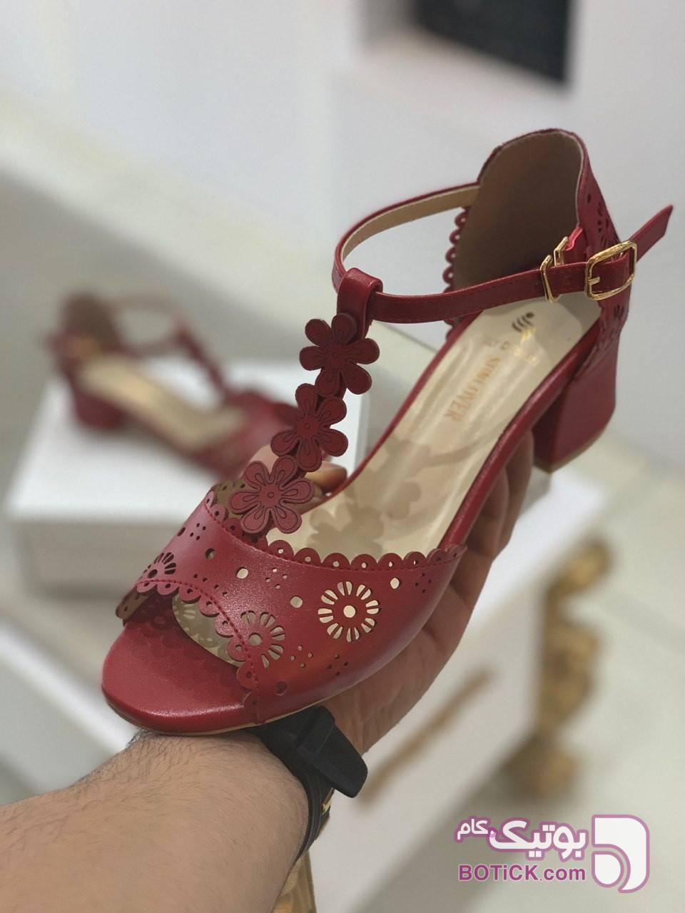 کفش جدید مشکی كفش زنانه