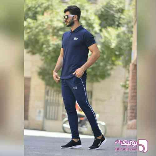 ست تیشرت+شلوار  - ست ورزشی مردانه