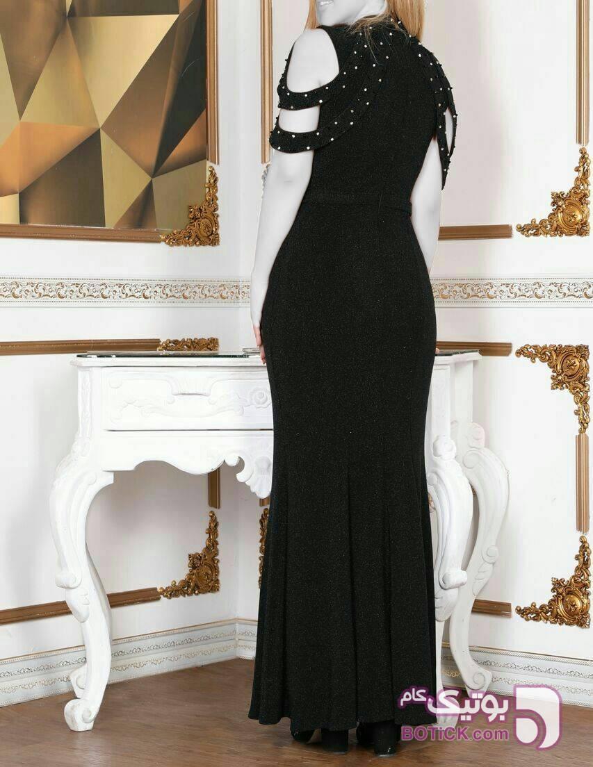 لباس مجلسی دخترانه  مشکی لباس  مجلسی