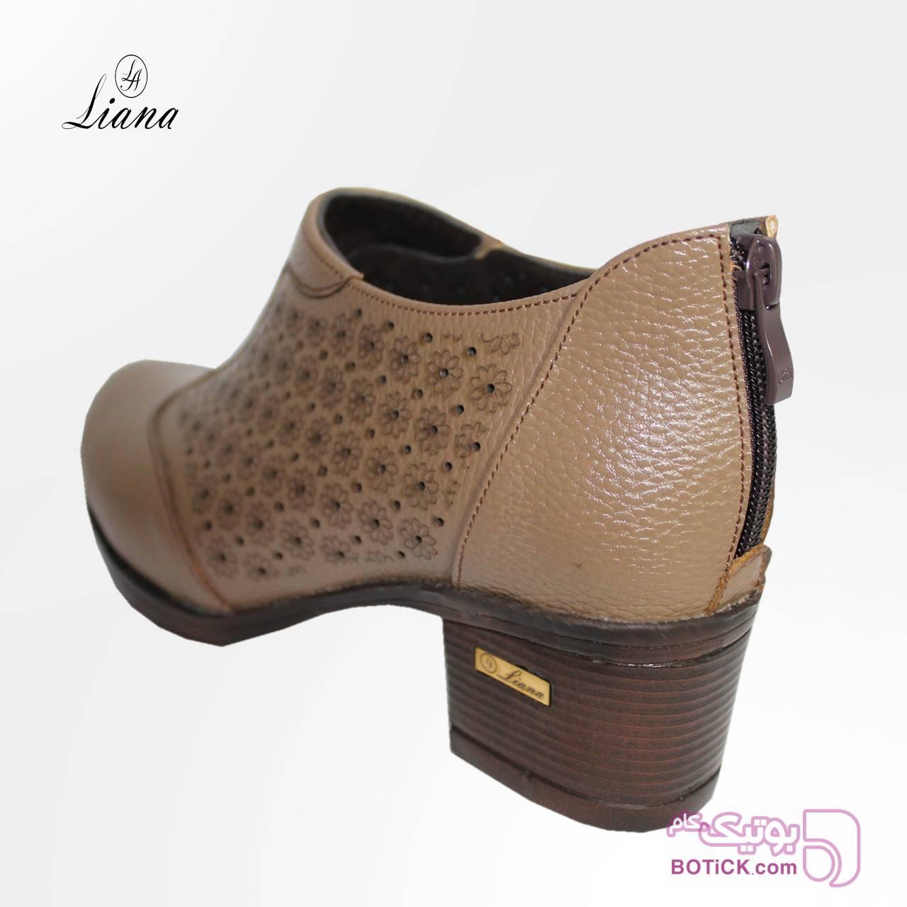 کفش لیانا کد292 مشکی كفش زنانه