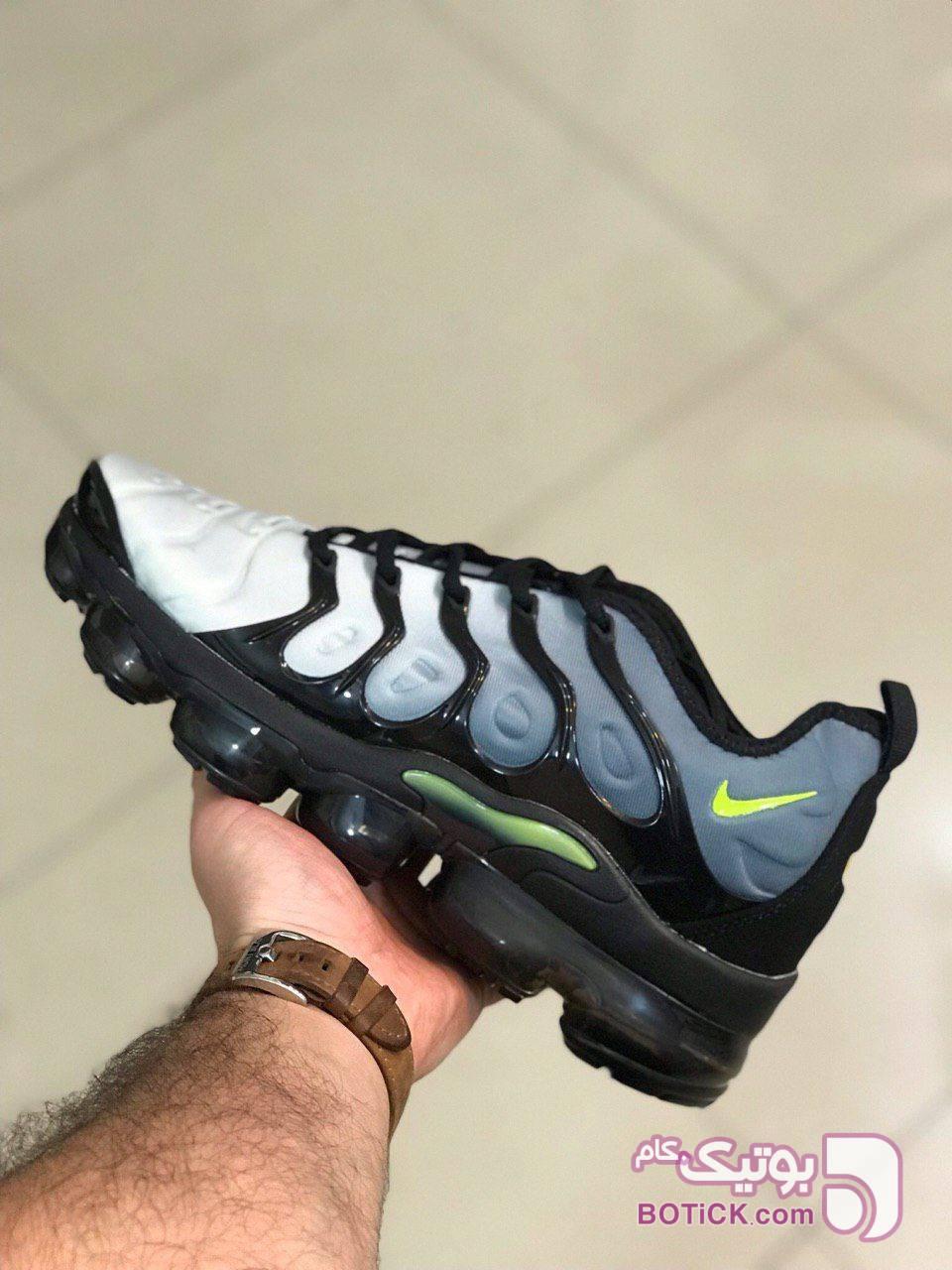 کفش اسپرت nike airmax درجه ۱ مشکی كفش مردانه