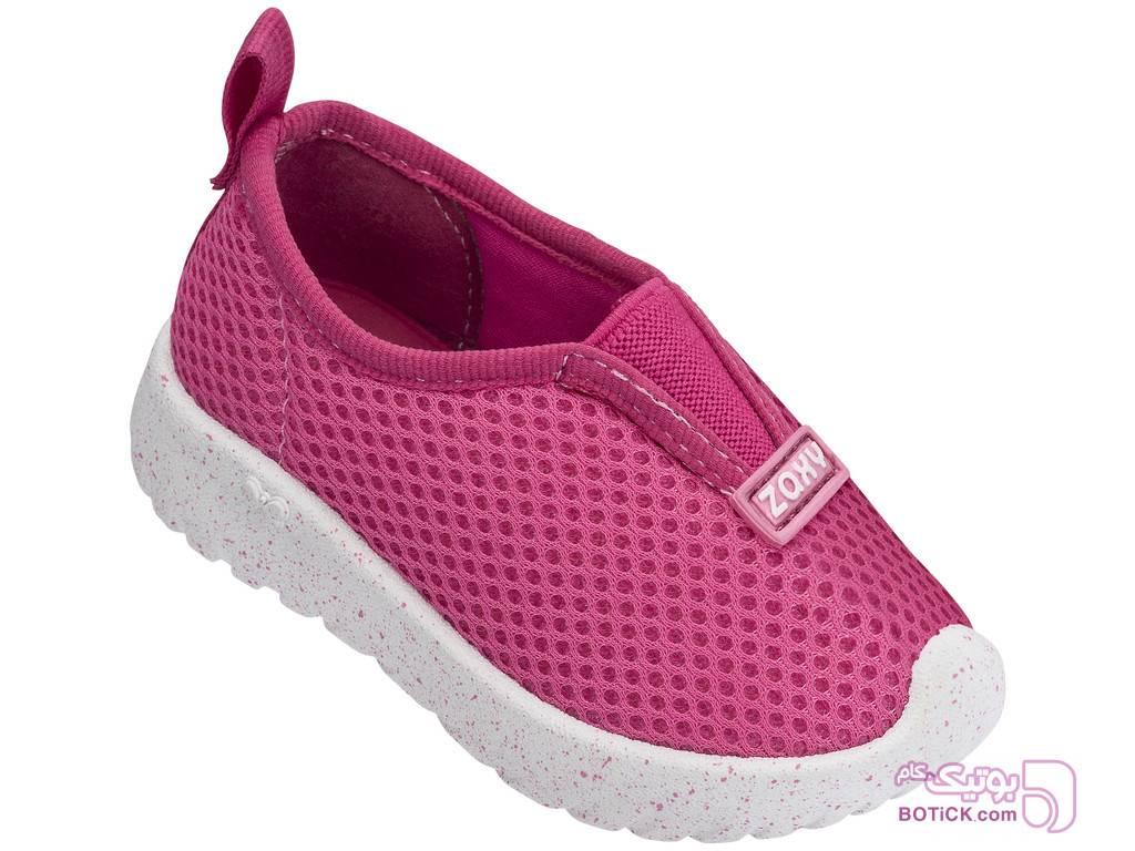 کفش نوزادی زاکسی مدل 17379 - 90063 مشکی کیف و کفش بچگانه