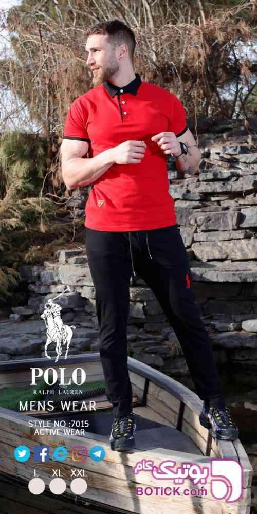 ست مردانه POLO - لباس راحتی مردانه