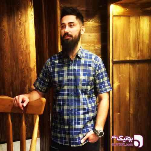 پیراهن چهارخانه  - پيراهن مردانه