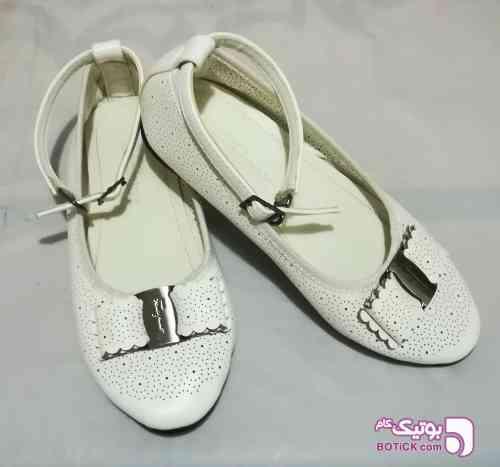 کفش دخترانه عروسکی  - کیف و کفش بچگانه