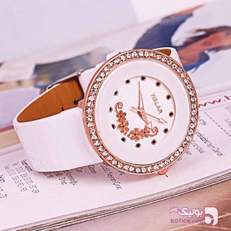 ساعت مچی مهرسا مدل 1852 والار  سفید ساعت