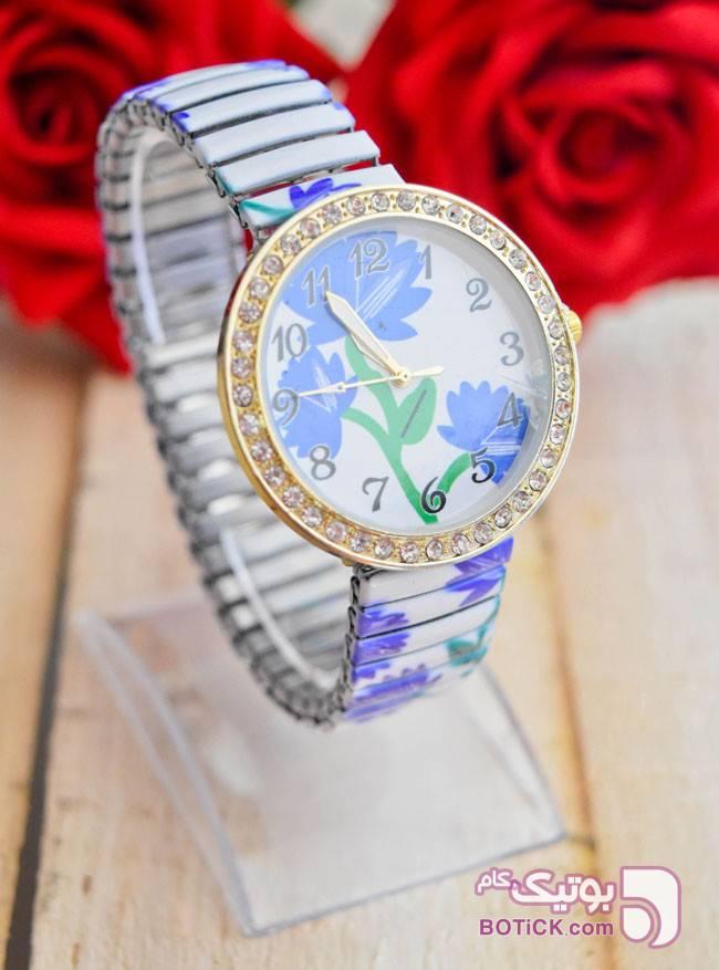 ساعت مچی پانته مدل WALAR  آبی ساعت