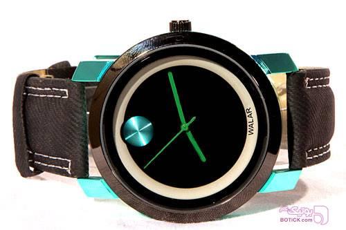 ساعت مچی  MOVADO  مدل 6375  سبز ساعت