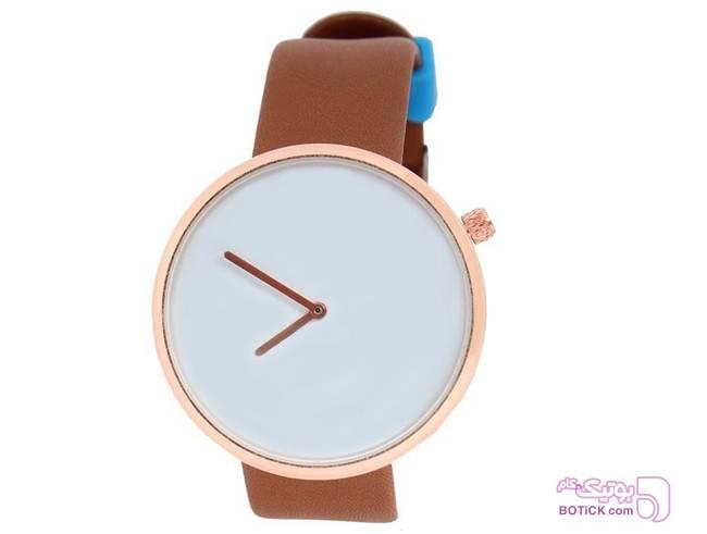 ساعت مچی TOMI مدل0857  قهوه ای ساعت
