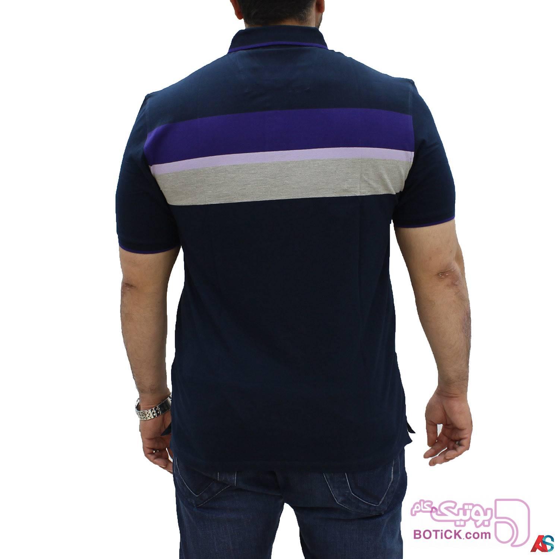 تی شرت سایز بزرگ کد محصول hutk105 سفید سایز بزرگ مردانه