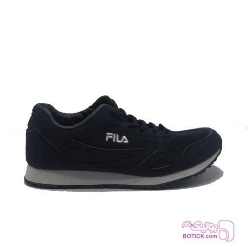 کفش و کتونی زنانه اسپرت فیلا مدل Fila sepatu مشکی كتانی زنانه