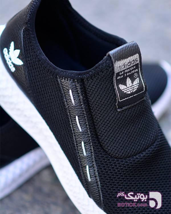 کفش ورزشی ادیداس مشکی كتانی مردانه