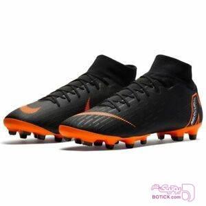 کفش فوتبال چمنی مردانه نایک مدل Nike AH7362-081 مشکی كتانی مردانه