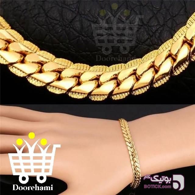 دستبند کارتیر   زرد دستبند و پابند