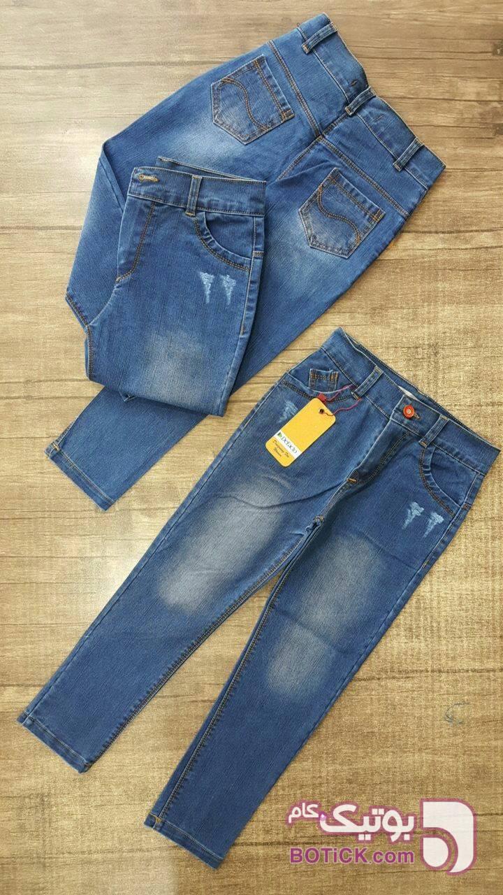 شلوار جین پسرانه .  سایز 70تا 100 سورمه ای شلوار مردانه پارچه ای و کتان مردانه
