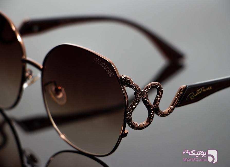عینک آفتابی روبرتو کاوالیRoberto Cavalli سفید عینک آفتابی