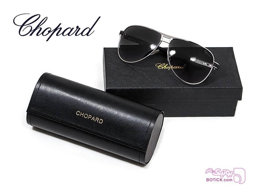 عینک آفتابی مردانه شوپارد مدل 8007 سفید عینک آفتابی