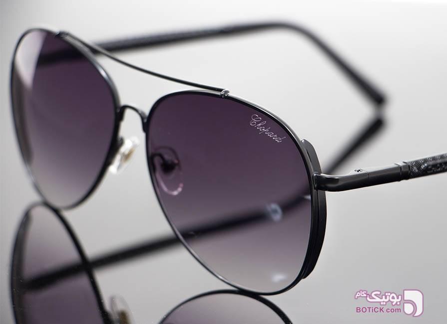 عینک آفتابی مردانه شوپارد مدل 8014 سفید عینک آفتابی