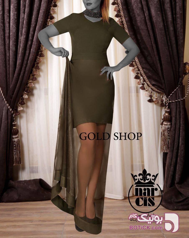 فرنگیس سبز لباس  مجلسی