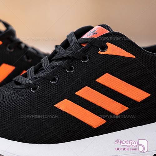 کفش مردانه Adidas مدل Q10044 مشکی كتانی مردانه
