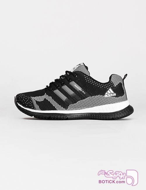 کفش مردانه Adidas مدل Q10047 مشکی كتانی مردانه