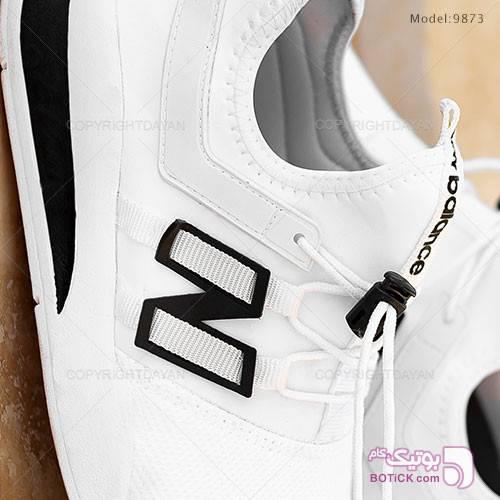 کفش مردانه New Balance مدل F9873 سفید كتانی مردانه