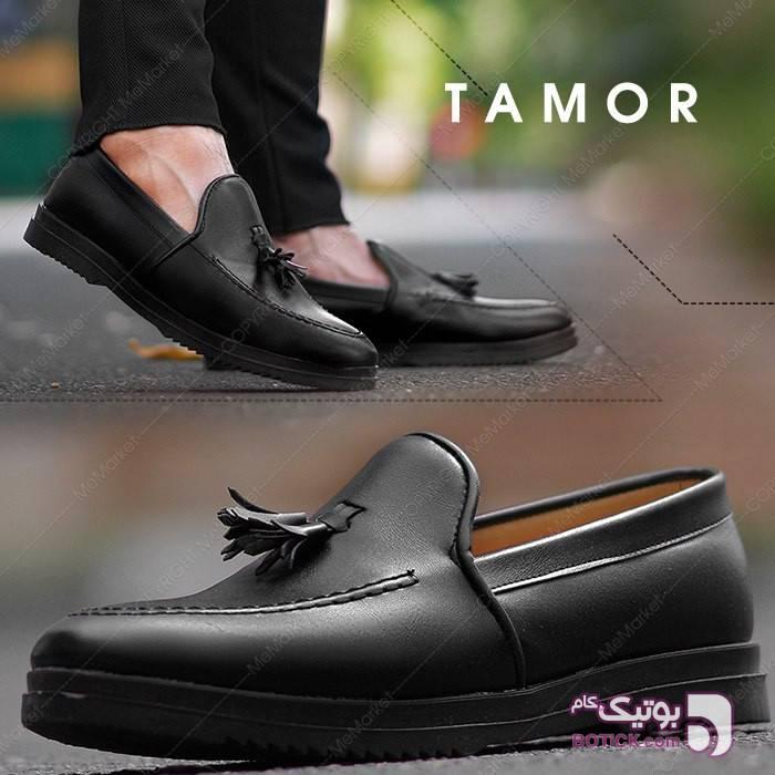 كالج مردانه مدل TAMOR مشکی كفش مردانه