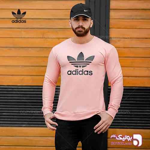 بلوز مردانه Adidas مدل T8093 صورتی 98 2019