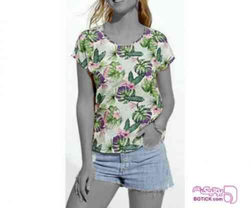 تی شررت esmara - تی شرت زنانه