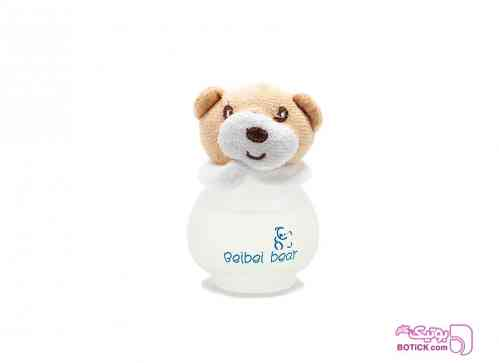 ادکلن بچه گانه عروسکی مدل خرس سفید 98 2019