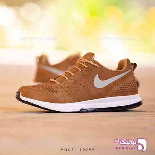 کفش مردانه Nike مدل 10299 قهوه ای 98 2019