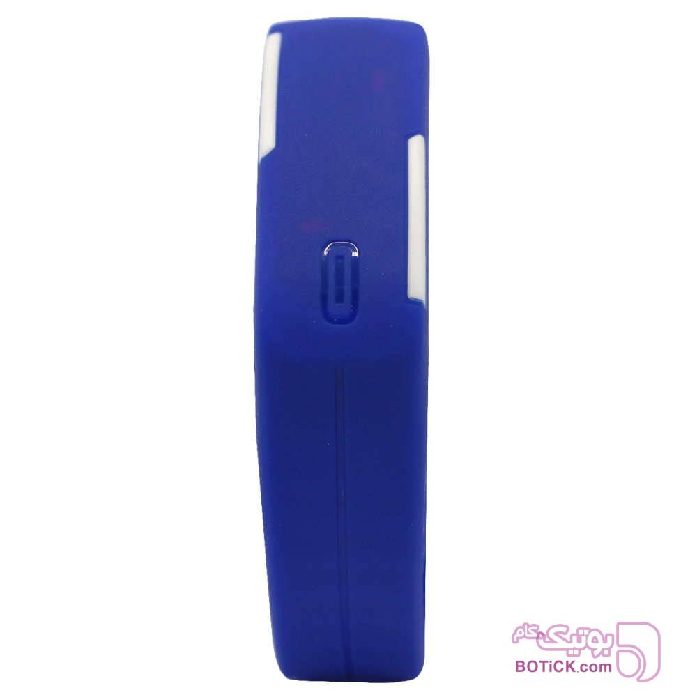 ساعت مچی دیجیتالی مدل Blue Neon آبی ساعت