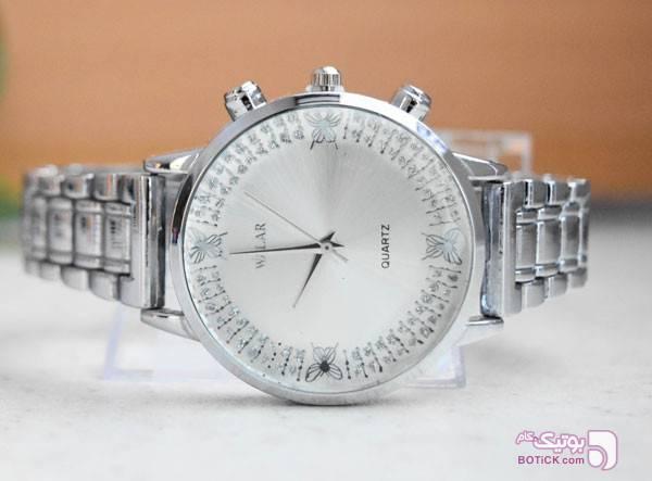 ساعت مچی زنانه سونا walar-کد11829 سفید ساعت