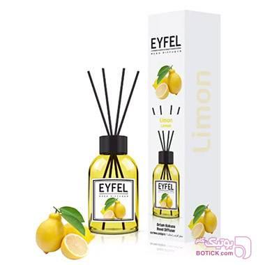 خوشبو کننده هوای چوبی ایفل Limon سفید عطر و ادکلن