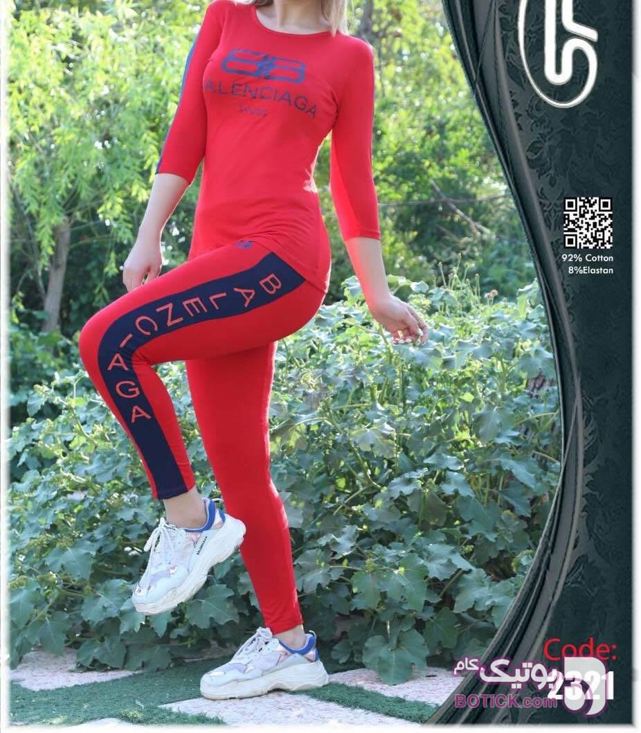 ست پاییزه تیشرت شلوار زنانه مشکی لباس راحتی زنانه