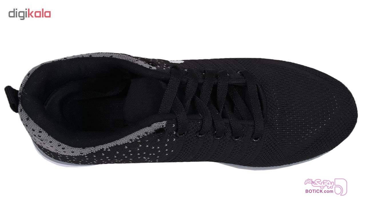 کفش مخصوص پیاده روی مردانه کد 1-3396083 مشکی كتانی مردانه