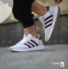 کفش کتانی مردانه Adidas INIKI-کد41918 سفید كتانی مردانه