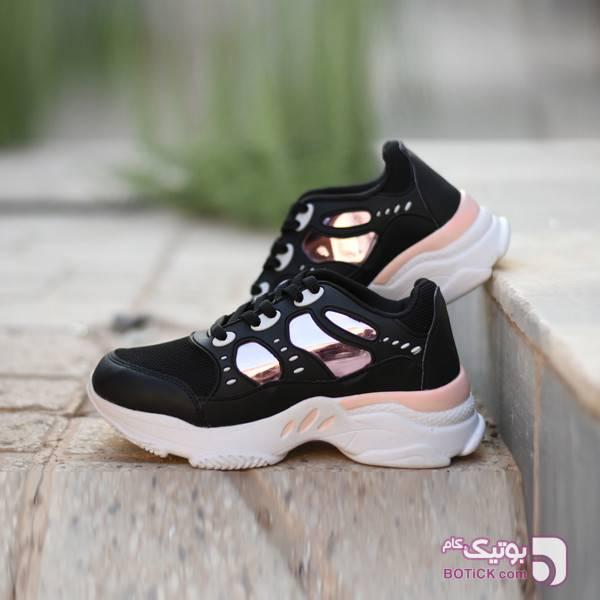 کفش زنانه کد 123 مشکی كفش زنانه