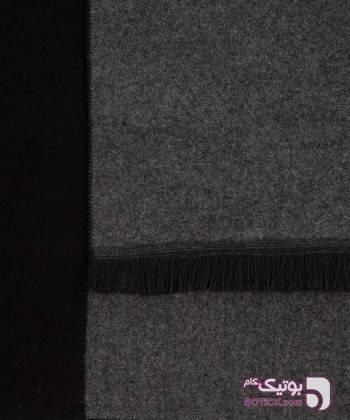 شال گردن مردانه جوتی جینز Jooti Jeans مشکی کلاه بافت و شال گردن و دستکش