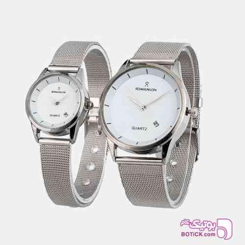 https://botick.com/product/317225-ست-ساعت-مچی-Romanson-مدل-10834