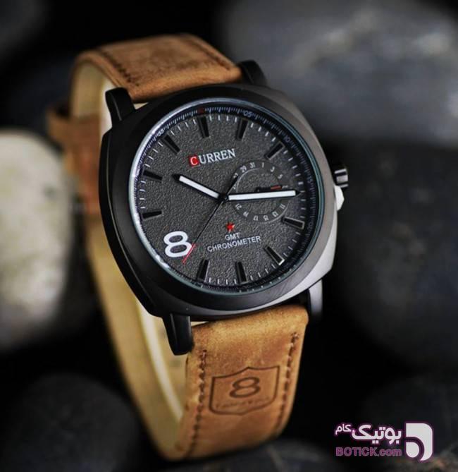 ساعت مردانه کارن CURREN مدل 8139 مشکی ساعت
