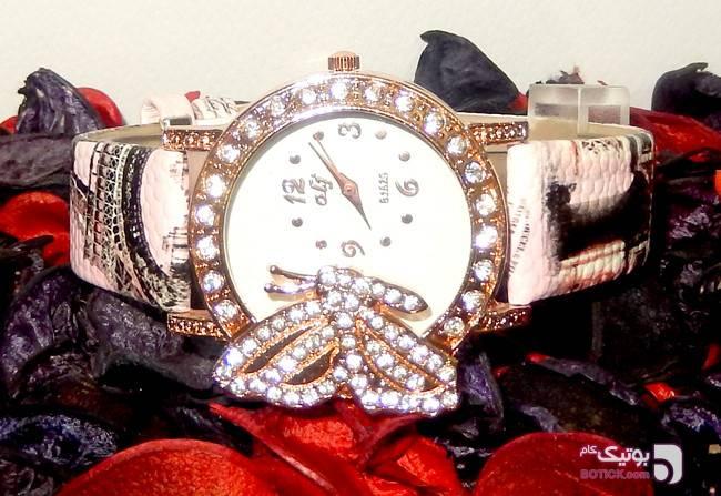 ساعت مچی فانتزی پراوانه OLJ (طوسی)1679 نقره ای ساعت