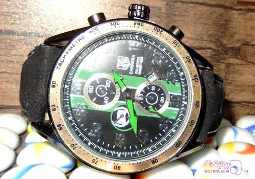 ساعت مچی CARRERA مدل 1860   سبز ساعت