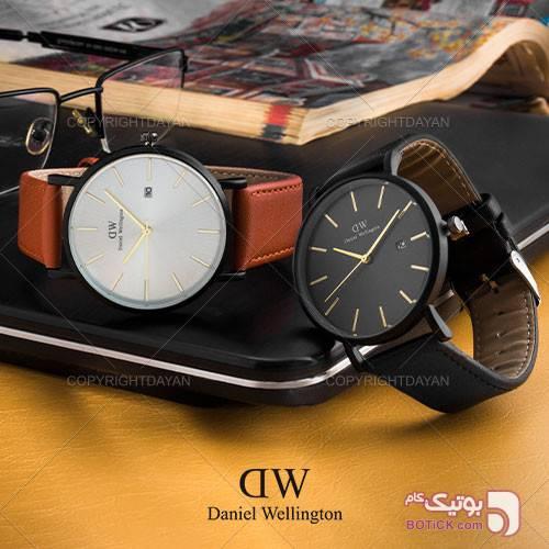 ساعت مچی Daniel Wellington مدل W9173 قهوه ای ساعت