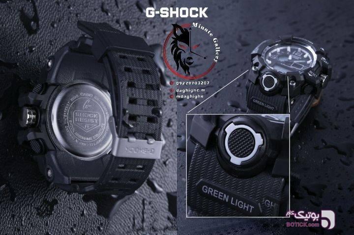 ساعت مچی G-shock مشکی ساعت
