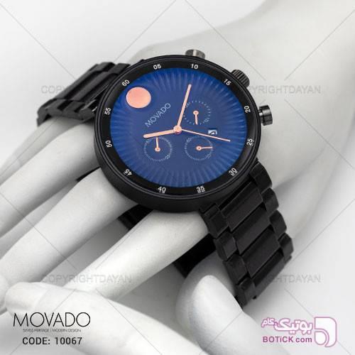 ساعت مچی Movado مدل W10067 آبی ساعت