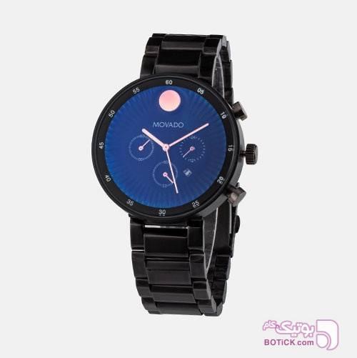 ساعت مچی Movado مدل W10067 مشکی ساعت