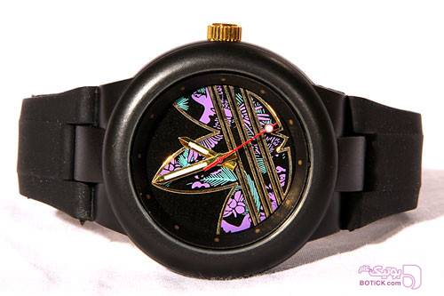 ساعت مچی adidas مدل 5213  مشکی ساعت