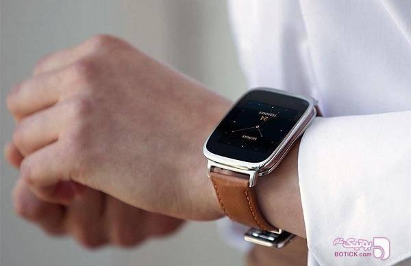 ساعت هوشمند ایسوس (WI500Q) طلایی ساعت