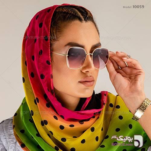 عینک آفتابی زنانه Enzo مدل G10059 مشکی عینک آفتابی